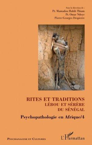 Psychopathologie en Afrique - l'harmattan - 9782343170084