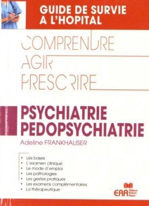 Psychiatrie Pédopsychiatrie - era grego - 9782371810976
