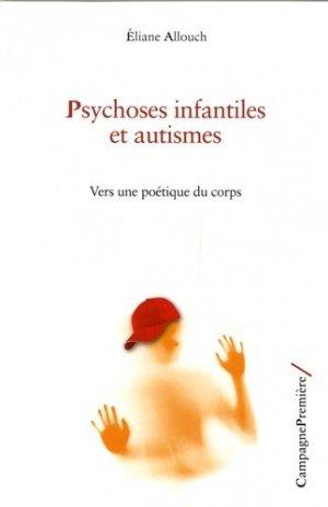 Psychoses infantiles et autismes - campagne première - 9782372060370 -