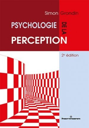 Psychologie de la perception - Hermann - 9782705696573 -