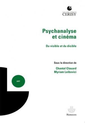 Psychanalyse et cinéma - Hermann - 9782705697693 -