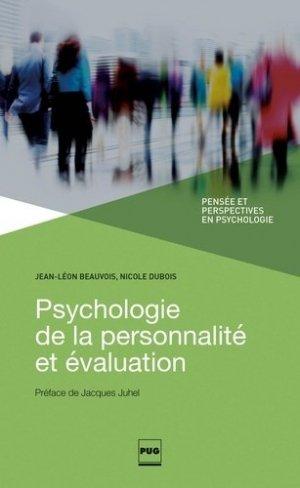 Psychologie de la personnalité et évaluation - pug - 9782706125683 -