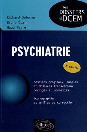 Psychiatrie - ellipses - 9782729866877 -