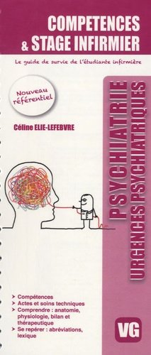Psychiatrie - Urgences psychiatriques - vernazobres grego - 9782818304914 -