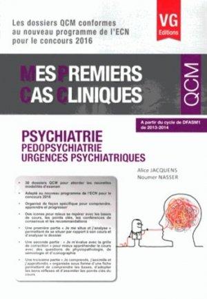 Psychiatrie - vernazobres grego - 9782818310649 -