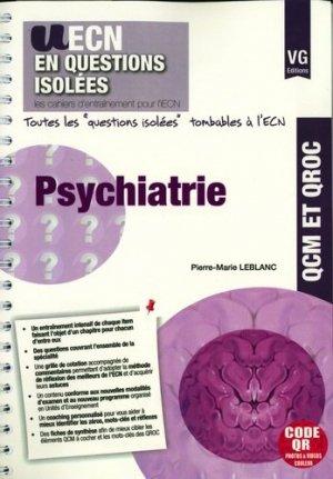 Psychiatrie - vernazobres grego - 9782818313084 -