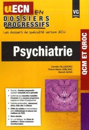 Psychiatrie - vernazobres grego - 9782818313374 -