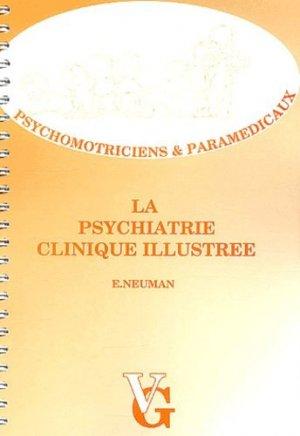 Psychiatrie clinique illustrée ( à l'usage des études paramédicales) - vernazobres grego - 9782841360093 -