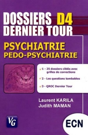 Psychiatrie, pédo-psychiatrie - vernazobres grego - 9782841367351 -