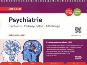 Psychiatrie - med-line - 9782846781381 -