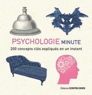 Psychologie minute - contre dires - 9782849333495 -