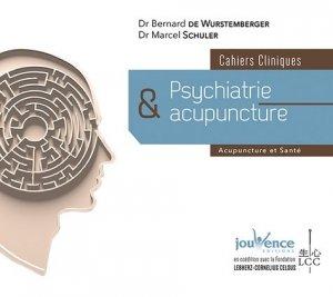 Psychiatrie et acupuncture - jouvence - 9782889532575 -