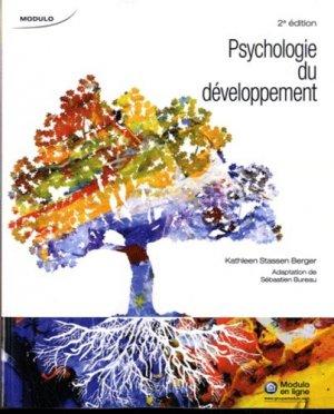 Psychologie du développement - modulo (canada) - 9782895930686 -