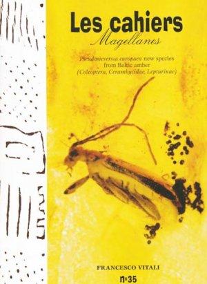 Pseudosieversia europaea new species from Baltic amber - magellanes - 9782911545511 -