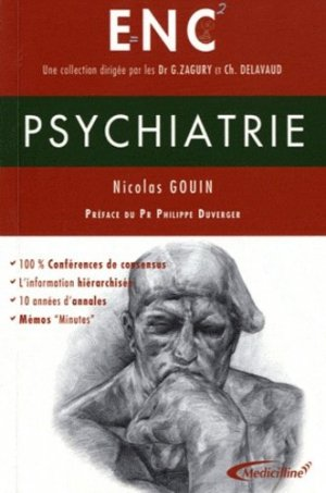 Psychiatrie - medicilline - 9782915220353 -