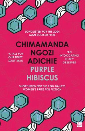 Purple Hibiscus - harpercollins - 9780007189885 -