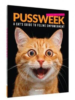 Pussweek - Chronicle Books - 9781452181691 -