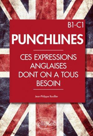 Punchlines - Ellipses - 9782340042896 -