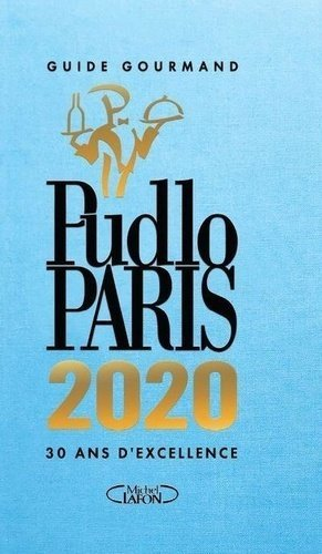 Pudlo Paris - michel lafon - 9782749940472 -