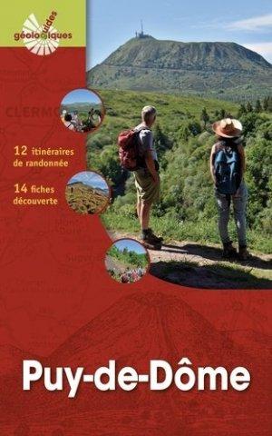 Puy-de-Dôme. 12 itinéraires de randonnée détaillés. 14 fiches découverte - Omniscience - 9791097502393 -