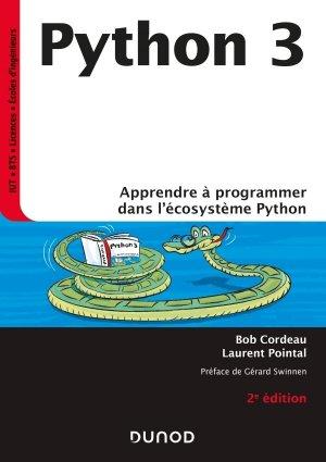 Python 3 - 2e éd. - dunod - 9782100809141 -