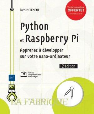 Python et Raspberry Pi - eni - 9782409017179