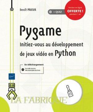 Pygame - eni - 9782409021688 -
