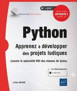 Python - eni - 9782409022760 -