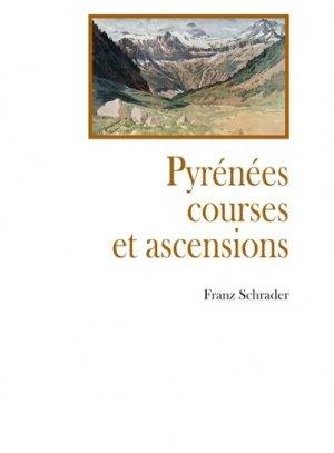 Pyrénées courses et ascencions - france libris - 9782490533312 -