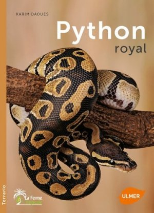 Python royal - ulmer - 9782841388202 -