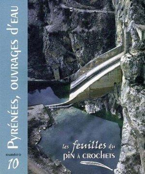 Pyrénées, ouvrages d'eau - pin a crochets - 9782911715471 -