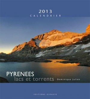 Pyrénées - Lacs et torrents - gypaete - 9782915911398 -