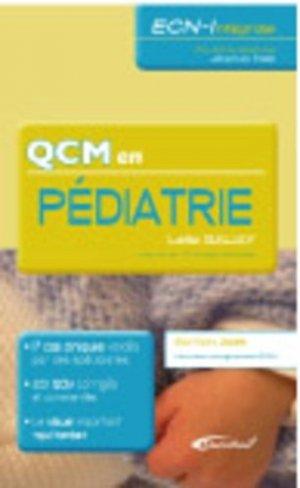 QCM en pédiatrie - medicilline - 9782915220575 -