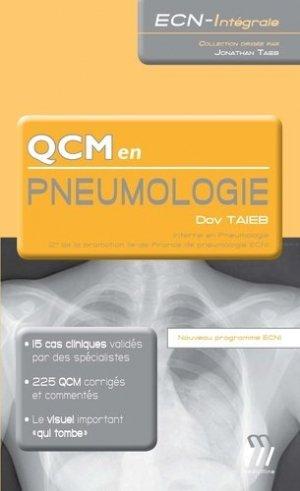 QCM en Pneumologie - medicilline - 9782915220902 - https://fr.calameo.com/read/004967773f12fa0943f6d