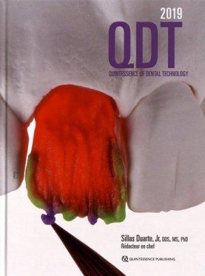 QDT 2019 - quintessence publishing - 9780867158168 -