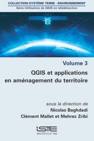 QGIS et applications en aménagement du territoire - iste - 9781784053376 -