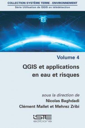 QGIS et applications en eau et risques - iste - 9781784053383 -