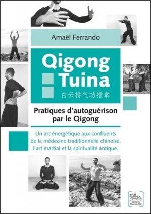 Qigong Tuina - chariot d'or - 9782360470754
