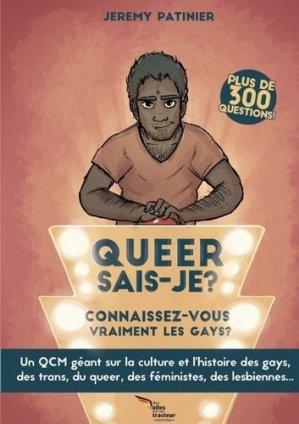 Queer sais-je ? Alimentez votre culture sur les gays et le queer - lulu - 9781326203405 -