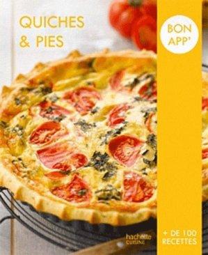 Quiches et pies - Hachette - 9782012309180 -