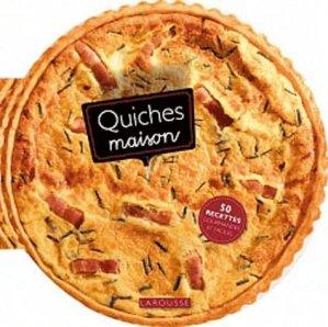 Quiches maison - Larousse - 9782035874757 -