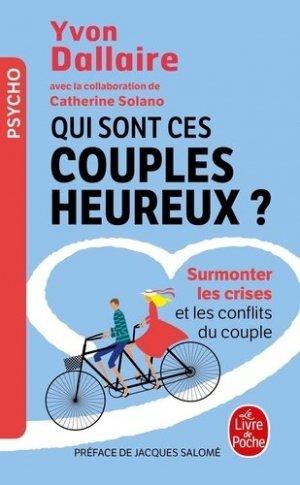 Qui sont ces couples heureux ? - le livre de poche - lgf librairie generale francaise - 9782253084105 -