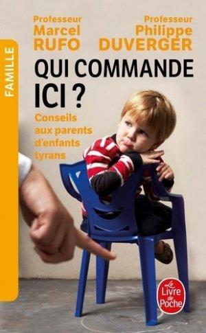 Qui commande ici ? - le livre de poche - lgf librairie generale francaise - 9782253238126 -