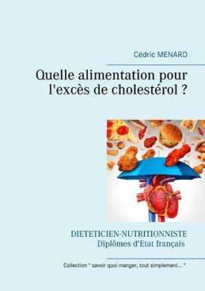 Quelle alimentation pour l'excès de cholestérol ? - Books on Demand Editions - 9782322132294 - https://fr.calameo.com/read/005884018512581343cc0