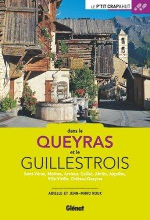 Queyras - Guillestrois - glenat - 9782344021422 -