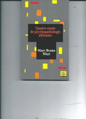 Quatre essais de psychopathologie africaine - dianoia - 9782373690484 -