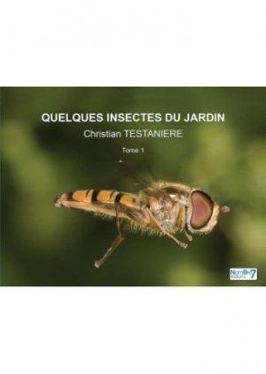 Quelques insectes du jardin - Nombre 7 - 9782381533650 -