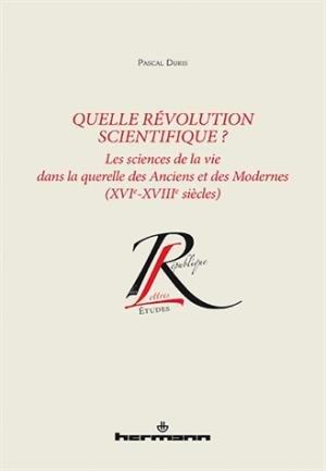 Quelle révolution scientifique ? - hermann - 9782705691790 -