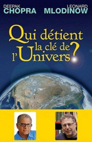 Qui détient la clé de l'Univers ? - intereditions - 9782729612160 -