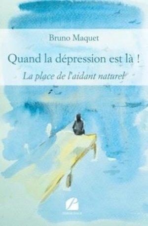 Quand la dépression est là ! - du pantheon - 9782754749084 -